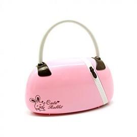 14*6*7.5CM Lovely Handbag Fashion Led Rechargeable Battery Small Night Light Lamp Light Led