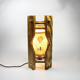 14*30CM Valentine'S Day Creative Personality Furnishing Articles Gifts Vintage Boutique Handicraft Desk Lamp Led Light