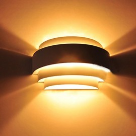 Flush Mount wall Lights,Modern/Contemporary E26/E27 Metal