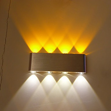 Multi T Color Temperature Lamp Creative Bar Model Wall