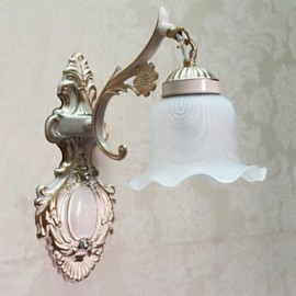 Wall Sconces/Bathroom Lighting , Traditional/Classic E26/E27 Metal