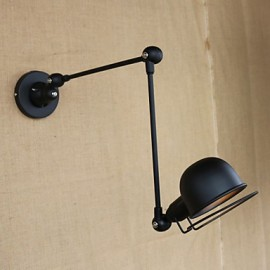 Wall Sconces / Bathroom Lighting / Outdoor Wall Lights / Reading Wall Lights Bulb Included Modern/Contemporary Metal