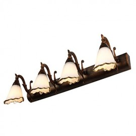 Wall Sconces / Bathroom Lighting / Reading Wall Lights Mini Style Rustic/Lodge Metal