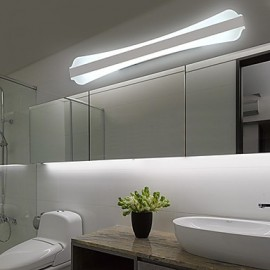 LED Wall Sconces / Bathroom Lighting , Modern/Contemporary LED Integrated PVC