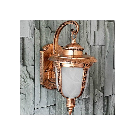Outdoor Wall Lights , Traditional/Classic E26/E27 Metal - Lighting GO