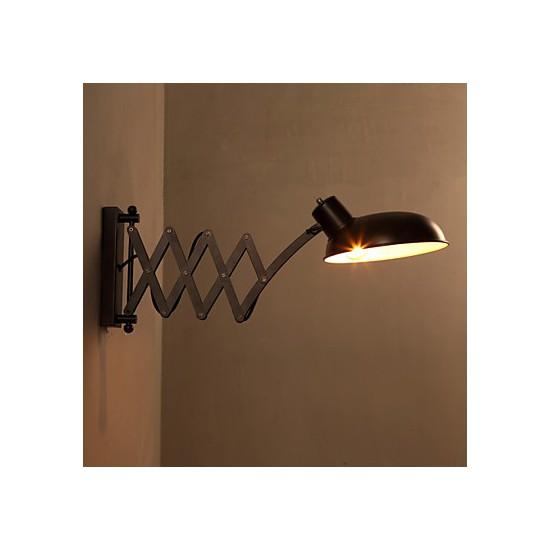 Contemporary Metal Wall Sconces : Wall Sconces , Modern/Contemporary E26/E27 Metal - LightingO