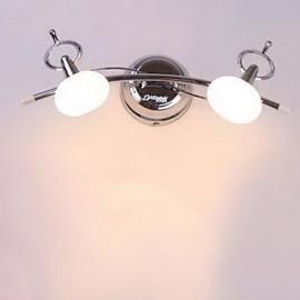Bathroom Lighting , Modern/Contemporary G4 Metal