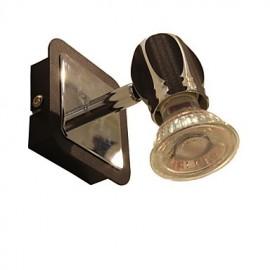 LED Modern Black Wall Lights/Bathroom Lights 3W (AC100-240V)