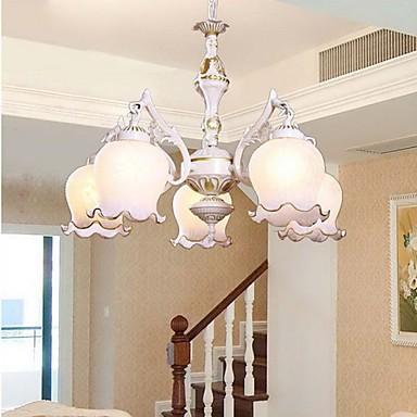 Jane Retro Bedroom lamp Iron Mediterranean Restaurant Study Lighting 5