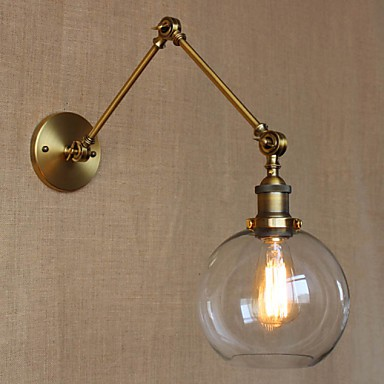 Wall Sconces Swing Lights Reading Wall Lights Crystal