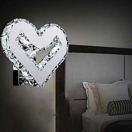 Wall Sconces Crystal/Mini Style Modern/Contemporary Metal