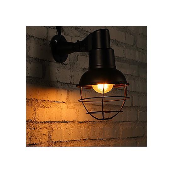Rustic Lodge Wall Sconces : Mini Style Wall Sconces , Rustic/Lodge E26/E27 Metal - LightingO