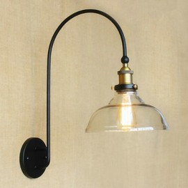 Wall Sconces / Bathroom Lighting / Outdoor Wall Lights / Reading Wall Lights Bulb Included Traditional/Classic Metal