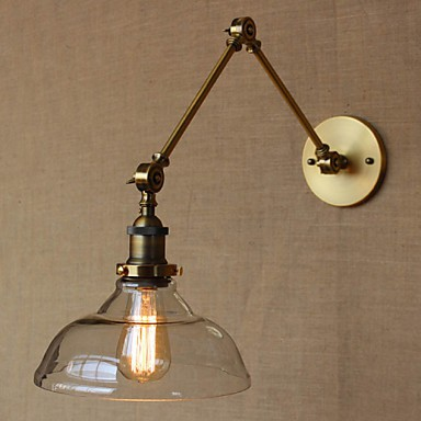 The Ikea Loft Style Designer Lamp Modern Glass Bronze Cafe
