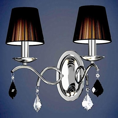 Wall Sconces Modern Contemporary : Wall Sconces , Modern/Contemporary E12/E14 Metal - LightingO