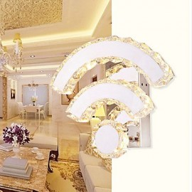 Wall Sconces Crystal/Mini Style Modern/Contemporary Crystal