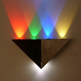 Multi-T Color Temperature Lamp Creative Bar Model Wall Sconces LED / Bulb Included Metal 85-265V 4W