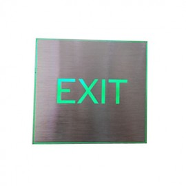 The Hotel Market EXIT Led Lights Lamp Creative Bar Model Wall Sconces LED / Bulb Included Metal 85-265V 2W