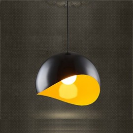 Retro Apple LED Pendant Light E27 Bulb Base LED Restaurant Droplight