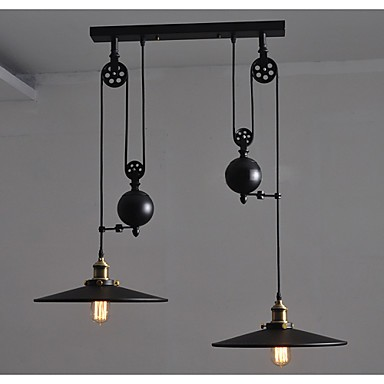 Creative Metal Pendant Ligh Modern Kitchen Pendant Lamps