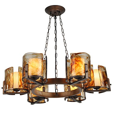 6-LEDS Traditional/Classic/Rustic/Lodge Chandeliers Living Room/Bedroom/Dining Room Chandeliers