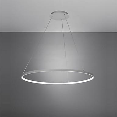40w pendant light modern design led ring 220v 240 100. Black Bedroom Furniture Sets. Home Design Ideas