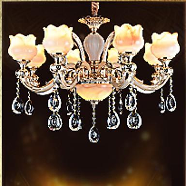 European Style Jade Pendant lamp Crystal Pendant lamp