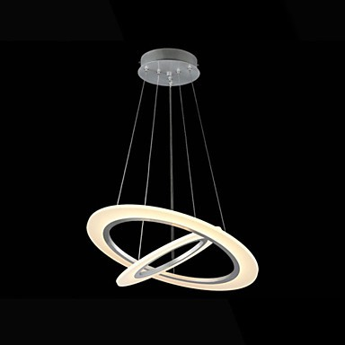 LED Acrylic Pendant Lights Ceiling Hanging Chandeliers