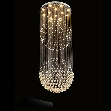 Modern Crystal Lighting Uk Foy Low Ceiling Crystal