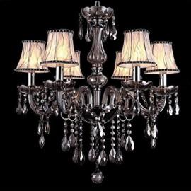 110V OR 220V Luxury Crystal Chandelier/K9 Crystal Chandeliers Living Room / Bedroom / Study Room