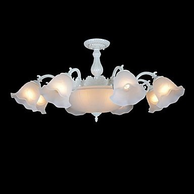Flush Mount 220V White European Retro Classic