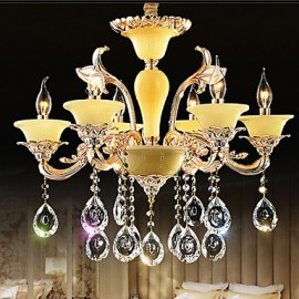 European Crystal Pendant lamp - Zinc Alloy Crystal Pendant lamp