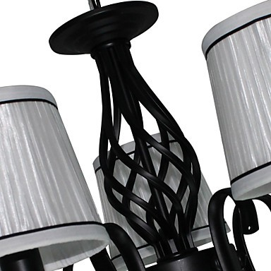 3W-30W Modern/Contemporary Designers Others Metal Chandeliers Living Room / Bedroom / Dining Room / Study Room/Office