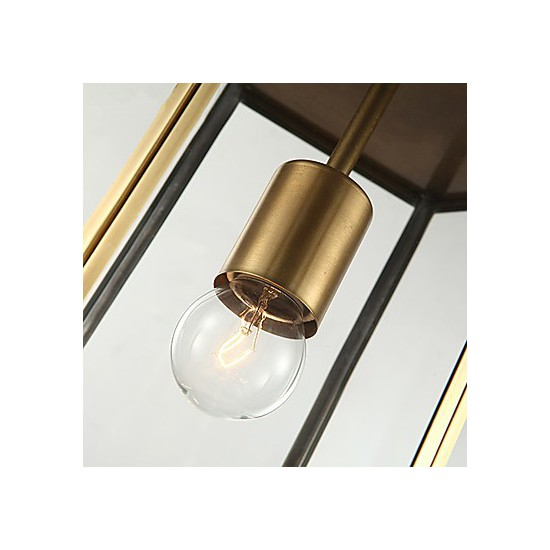 Pendant Lights Crystal / Mini Style Traditional/Classic