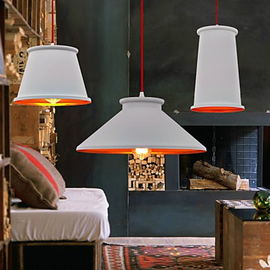 Chandeliers Mini Style Modern/Contemporary Living Room/Bedroom/Dining Room/Study Room/Office Metal 3 Light Pendant Light