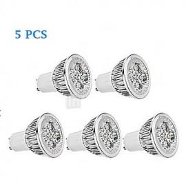 5 pcs Bestlighting GU10 6 W High Power LED 450 LM PAR Dimmable Spot Lights AC 220-240 V