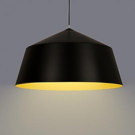 Chandeliers, Modern/Contemporary Living Room Metal Pendant Light