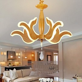 Pastoral Creative Led Acrylic Living Room Lamps