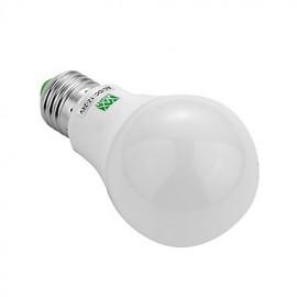 E27 5730SMD 5W 10LED 400-500Lm Warm White Cool White Super High Brightness LED Bulb (AC/DC 12-24V)