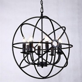 Mini Style Chandeliers/Pendant Lights, Modern/Contemporary/Traditional/Classic/Rustic/Lodge/Retro/Lantern/Country/GlobeLiving