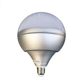 25W E26/E27 LED Globe Bulbs 50 SMD 5730 2500 lm Warm White / Cool White AC 180-250V
