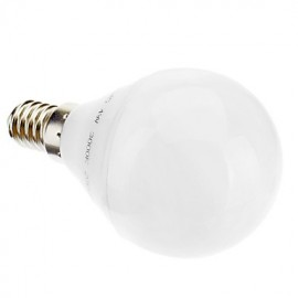 5W E14 LED Globe Bulbs G45 28 350 lm Warm White AC 220-240 V
