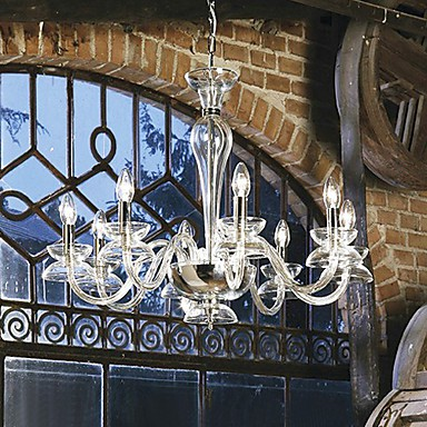 Crystal Chandeliers, Traditional/Classic Living Room/Dining Room