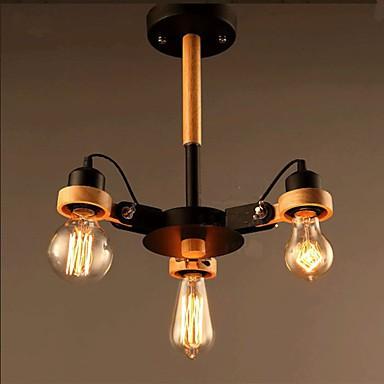Living Room Bedroom Studio Lamps And Lanterns American Retro Ceiling 3