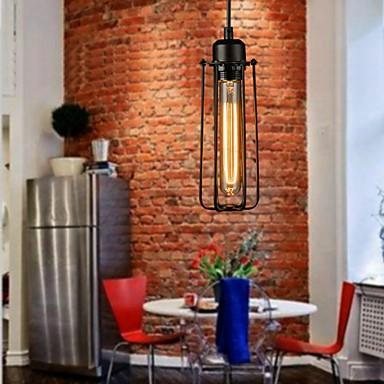 Chandeliers Mini Style Rustic/Lodge/Retro Living Room/Bedroom/Dining Room/Study Room/Office Metal 3 Light Pendant Light