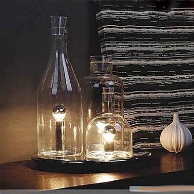 Modern/Contemporary 3 Light Desk Lamps Crystal Modern