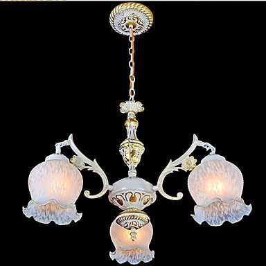 Jane Retro Bedroom lamp Iron Mediterranean Restaurant Study Lighting