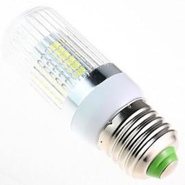 White Light LED Bulb E27 8W 27SMD5630 5500-6500K 220V