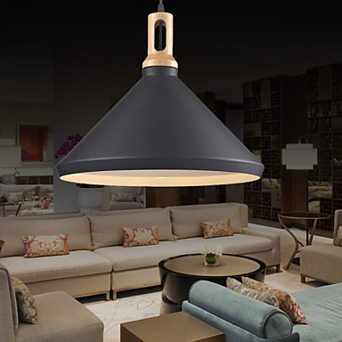 MAX 60W Modern/Contemporary Mini Style Electroplated Chandeliers Living Room / Bedroom / Dining Room / Study Room/Office