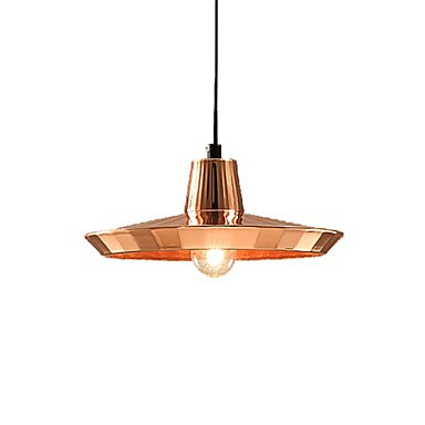 Chandeliers Mini Style Traditional/Classic/Rustic/Lodge Living Room/Bedroom/Dining Room/Study Room/Office Metal Pendant Light